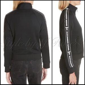 Alexander Wang Jackets & Coats - NWT's Alexander Wang French Terry Track Jacket